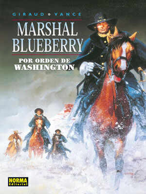 BLUEBERRY 31 POR ORDEN DE WASHINGTON