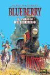 BLUEBERRY 3  EL CABALLO DE HIERRO