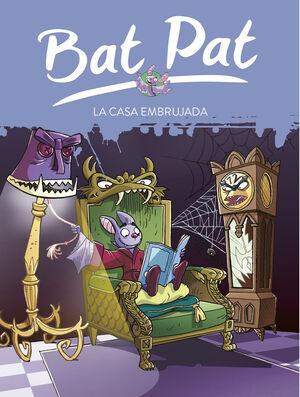 LA CASA EMBRUJADA (SERIE BAT PAT 14)