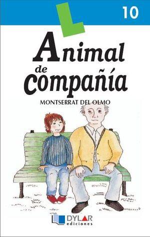 ANIMAL DE COMPAÑIA - LIBRO  10