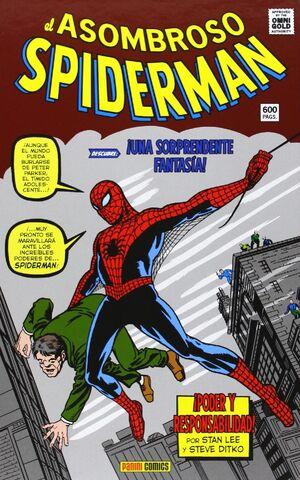EL ASOMBROSO SPIDERMAN: PODER Y RESPONSABILIDAD