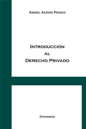 INTRODUCCION AL DERECHO PRIVADO