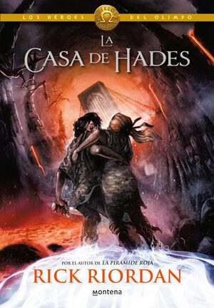 LA CASA DE HADES (LOS HEROES DEL OLIMPO 4)