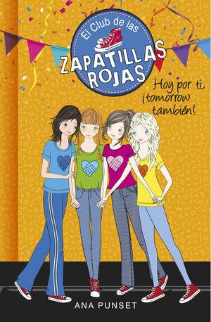 13.HOY POR TI,¡TOMORROW TAMBIEN!.(CLUB ZAPATILLAS