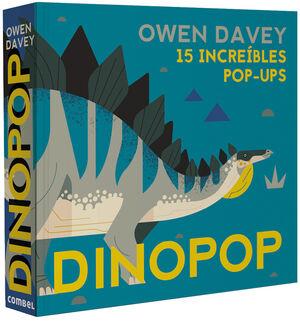 DINOPOP. 15 INCREIBLES POP-UPS