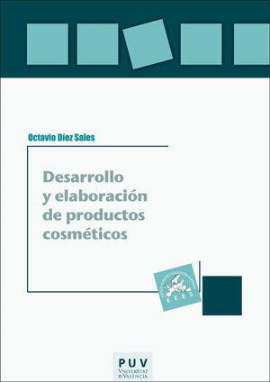 DESARROLLO Y ELABORACION DE PRODUCTOS COSMETICOS