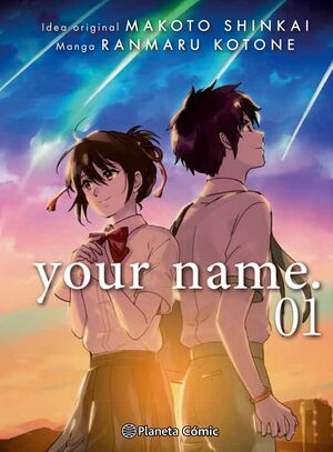 YOUR NAME. Nº 01/03