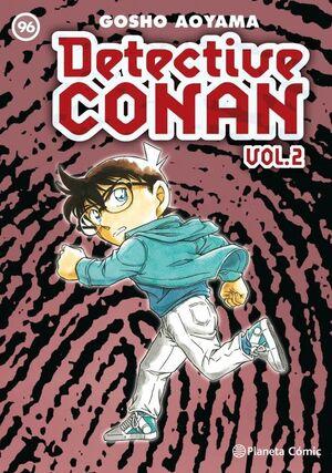 DETECTIVE CONAN II Nº 96