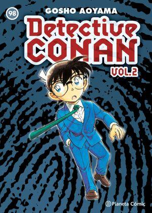 DETECTIVE CONAN II Nº 98