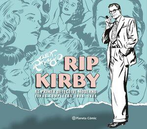 RIP KIRBY DE ALEX RAYMOND Nº 01/04