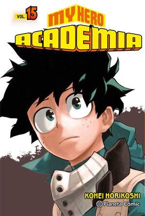 MY HERO ACADEMIA Nº 15