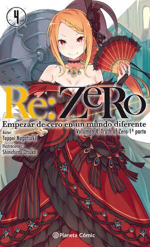 RE:ZERO Nº 04 (NOVELA)
