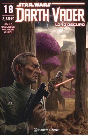 STAR WARS DARTH VADER LORD OSCURO Nº 18/25