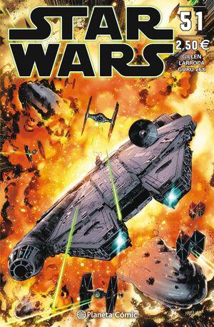 STAR WARS Nº 51/64