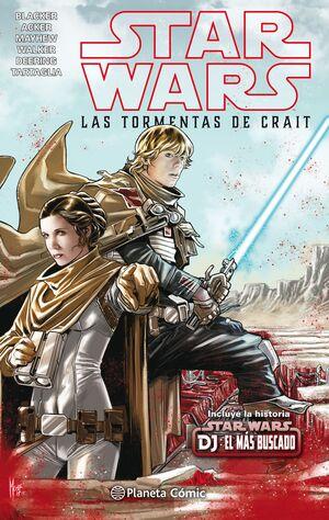 STAR WARS LAS TORMENTAS DE CRAIT (ESPECIAL)