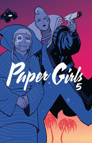 PAPER GIRLS TOMO Nº 05/06