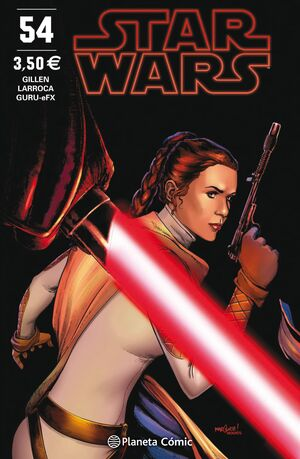 STAR WARS Nº 54/64
