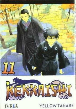 KEKKAISHI 11