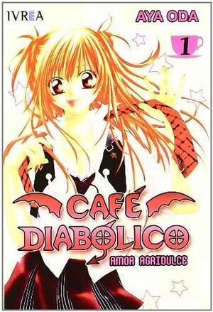 CAFE DIABOLICO 01  (COMIC)