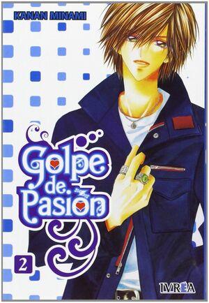GOLPE DE PASION 02 (COMIC)