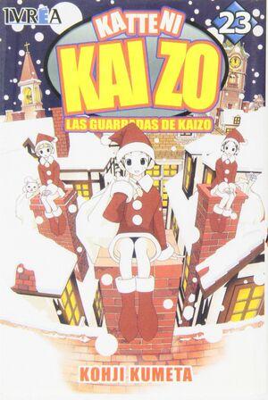 KATTENI KAIZO 23, LAS GUARRADAS DE KAIZO