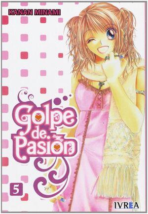 GOLPE DE PASION 05 ( DE 08 )  (COMIC)