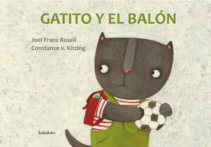 GATITO Y EL BALON