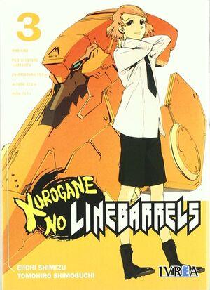 KUROGANE NO LINEBARRELS N 01
