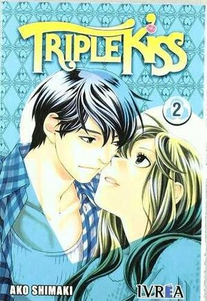 TRIPLE KISS 02 (DE 2) (ULTIMO)