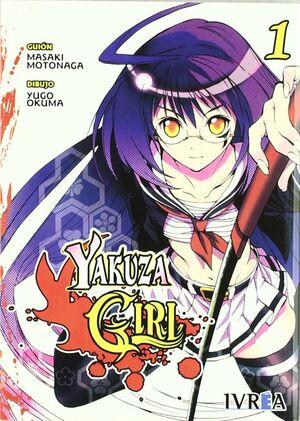 YAKUZA GIRL  01 (DE 2)