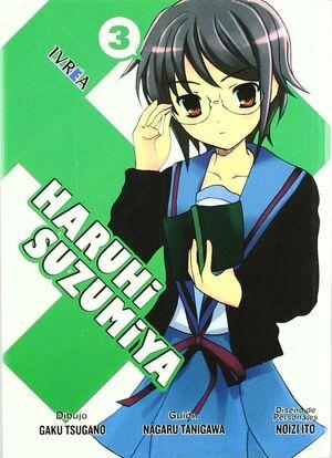 HARUHI SUZUMIYA 3