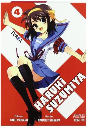 HARUHI SUZUMIYA 04