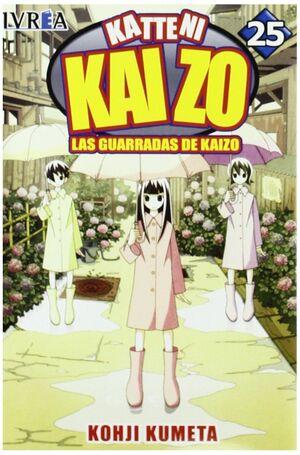 KATTENI KAIZO, LAS GUARRADAS DE KAIZO 25