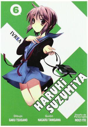 HARUHI SUZUMIYA 06