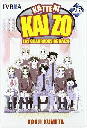 KATTENI KAIZO 26, LAS GUARRADAS DE KAIZO