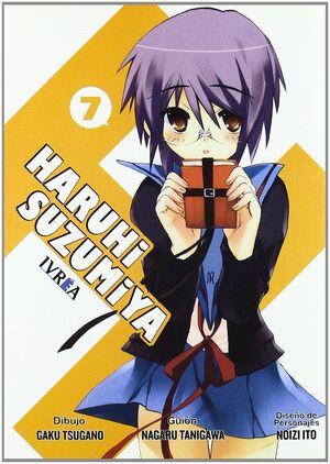 HARUHI SUZUMIYA 7