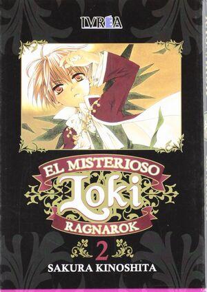 MISTERIOSO LOKI, EL Nº2