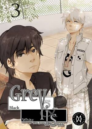 GREY IS 3