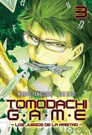 TOMODACHI GAME N 03