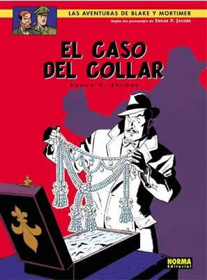 BLAKE&MORTIMER 7 EL CASO DEL COLLAR