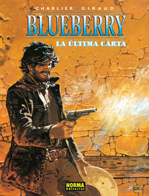BLUEBERRY 24 LA ULTIMA CARTA