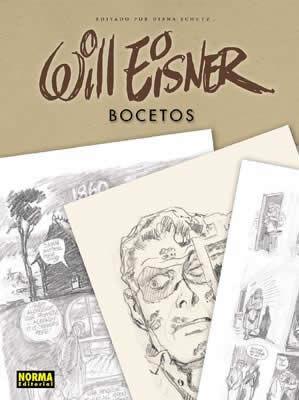WILL EISNER: BOCETOS (COL. EISNER 13)