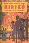 KIRIKU Y EL FETICHE EXTRAVIADO (MEDIANO)