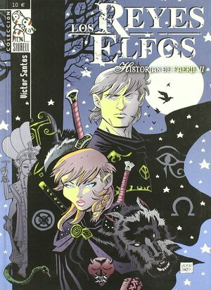REYES ELFOS, HISTORIAS DE FAIRIE 2