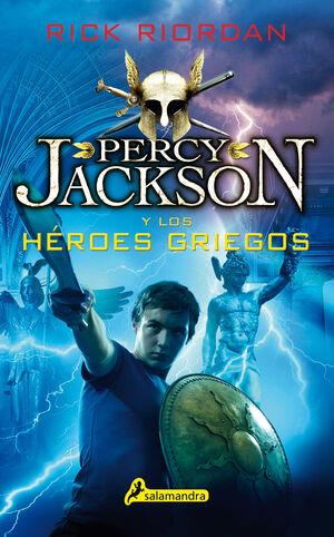 PERCY JACKSON Y LOS HEROES GRIEGOS (PERCY JACKSON)