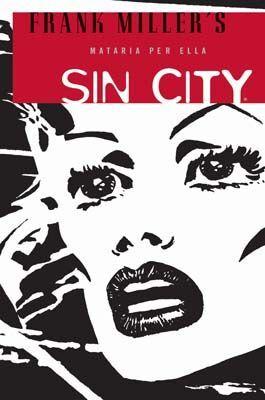 SIN CITY 2. MATARIA PER ELLA (CATALA)