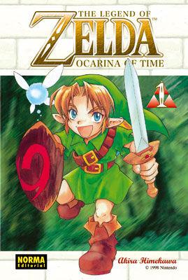THE LEGEND OF ZELDA 1 - OCARINA OF TIME 1