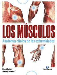 MUSCULOS, LOS. ANATOMIA CLINICA DE LAS EXTREMIDADES
