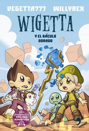 2. WIGETTA Y EL BACULO DORADO