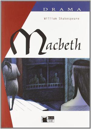 MACBETH DRAMA+CD N/E